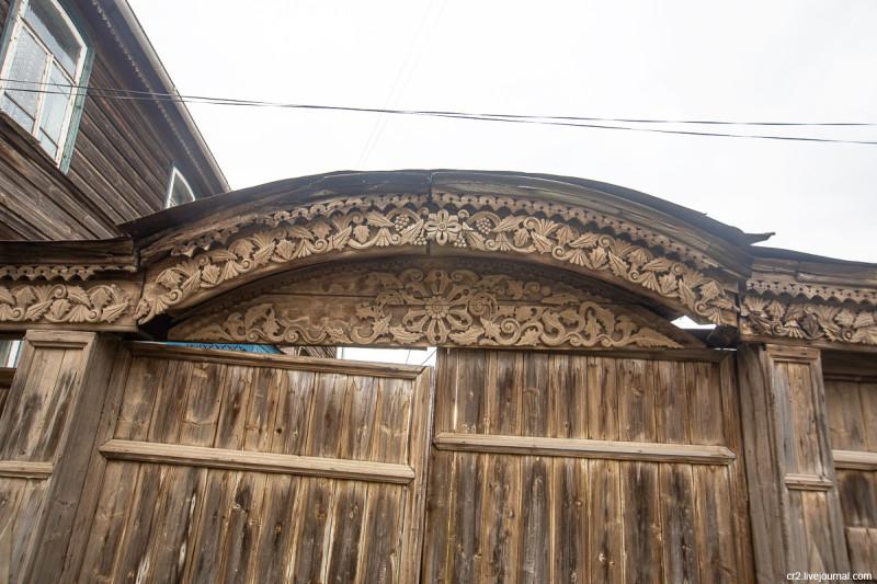 Ворота. Арзамас, Нижегородская область