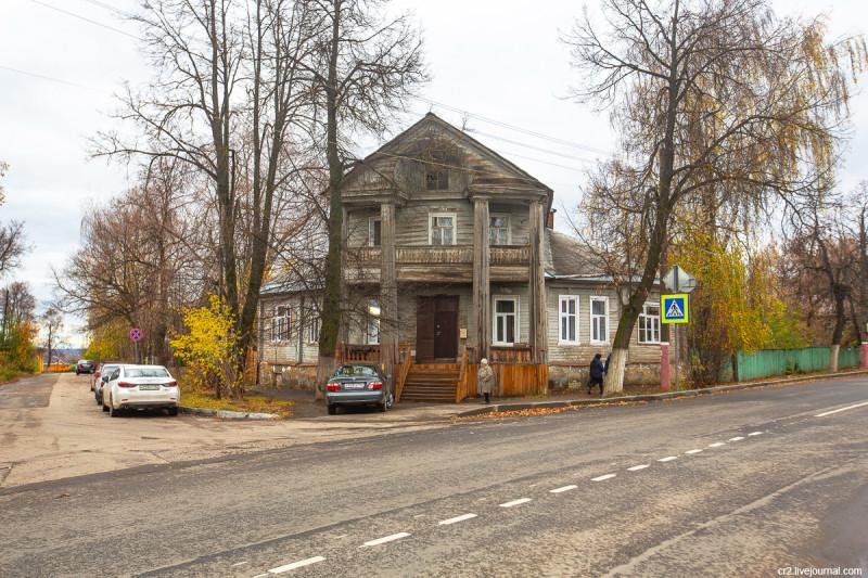 Дом Ханыкова. Арзамас, Нижегородская область