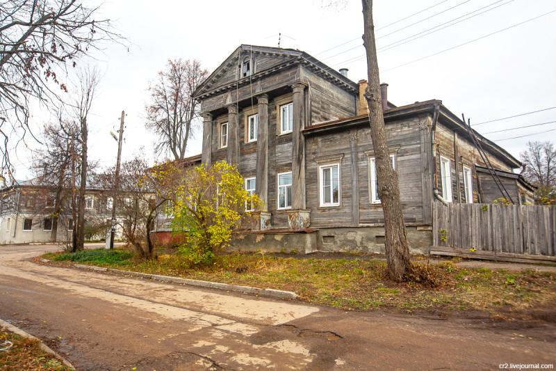 Дом Твердова. Арзамас, Нижегородская область