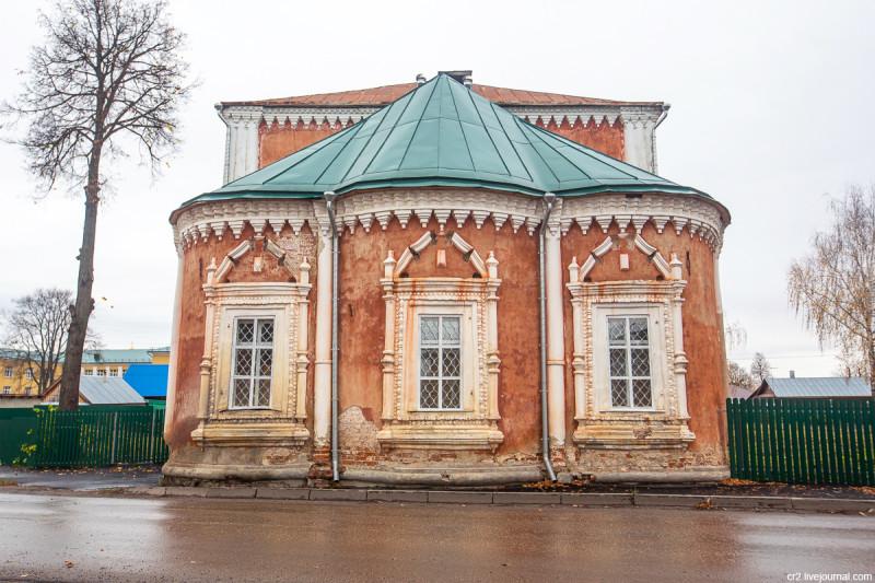 Ильинская церковь. Арзамас, Нижегородская область