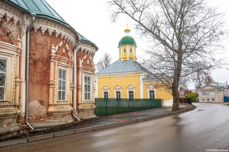 Андреевская церковь. Арзамас, Нижегородская область