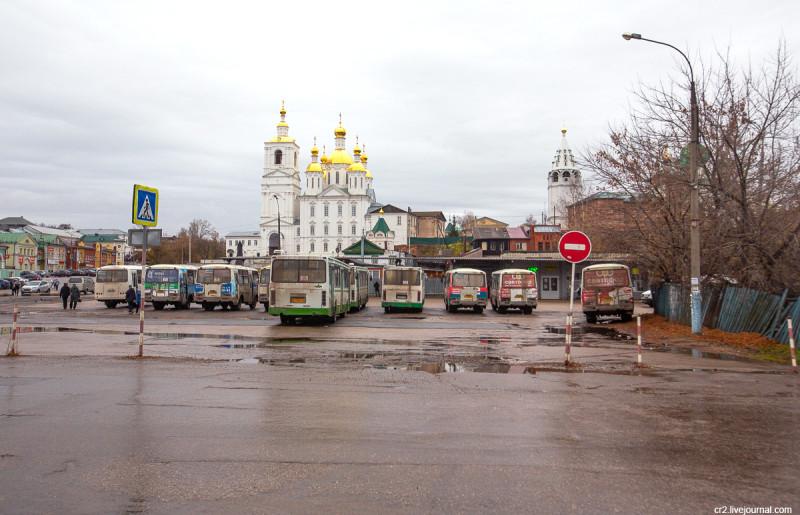 Благовещенская церковь. Арзамас, Нижегородская область