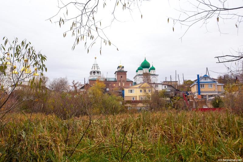 Спасо-Преображенский Арзамасский монастырь. Арзамас, Нижегородская область