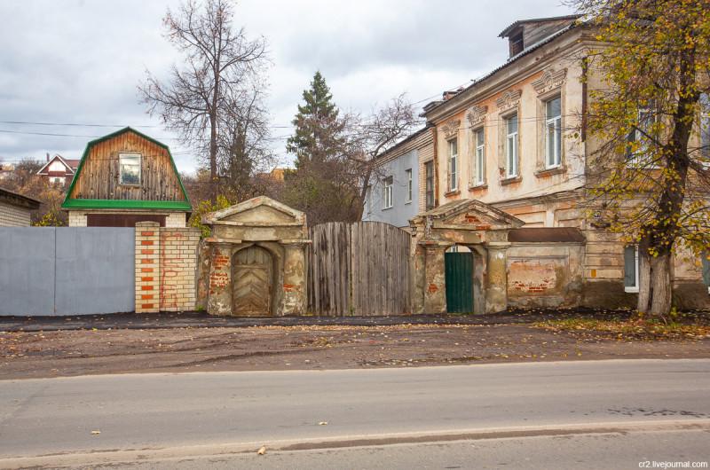 Дом Серебрянникова. Арзамас, Нижегородская область