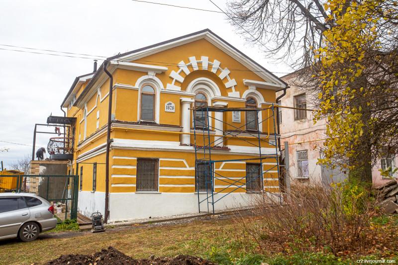 Дом землемера Дронова. Арзамас, Нижегородская область