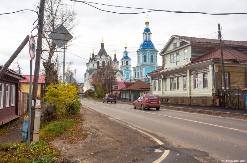 Подворье Серафимо-Дивеевского монастыря. Арзамас, Нижегородская область