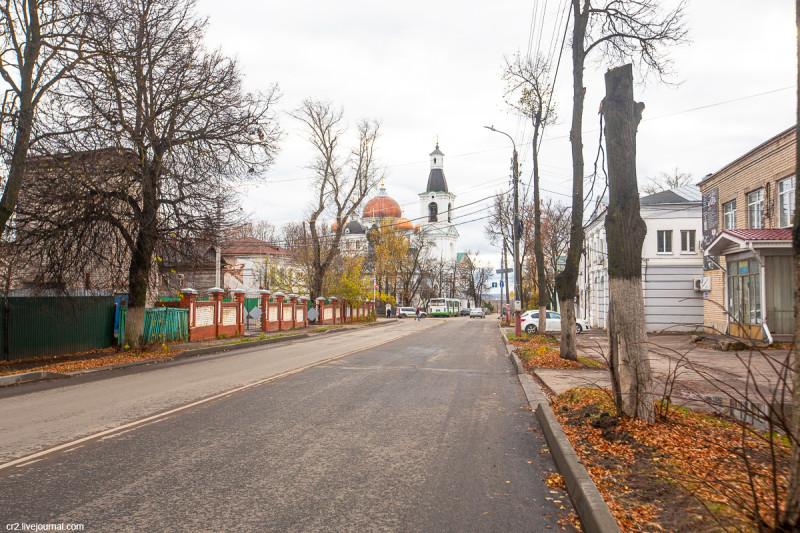 На улицах Арзамаса, Нижегородская область