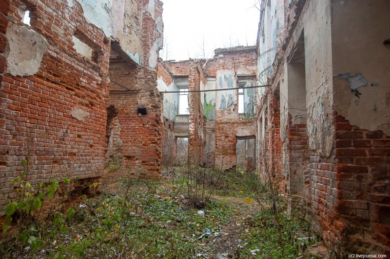 Усадьба Молоди, Московская область