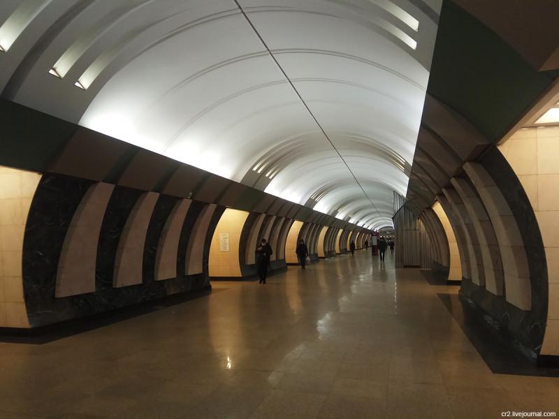 Станция московского метро Марьина Роща