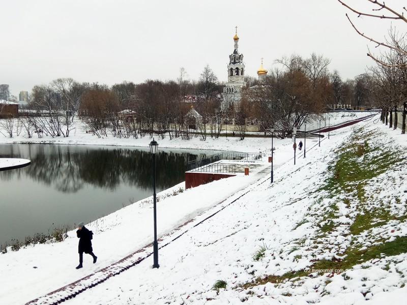 Храм Илии Пророка и Воздвижения в Черкизове, Москва