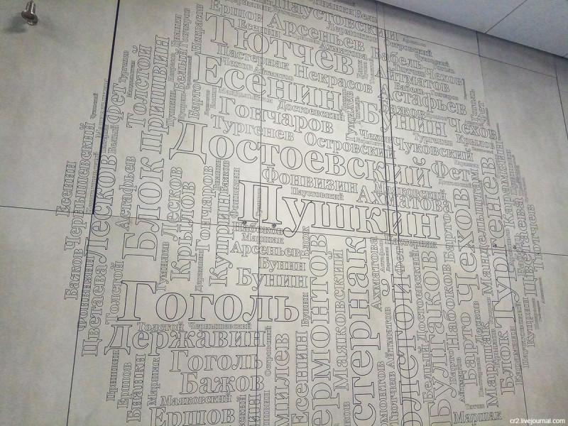 Рассказовка - одна из самых необычных станций московского метро. Детали