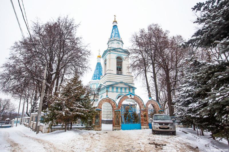 Храм Рождества Христова в Беседах (Московская область)