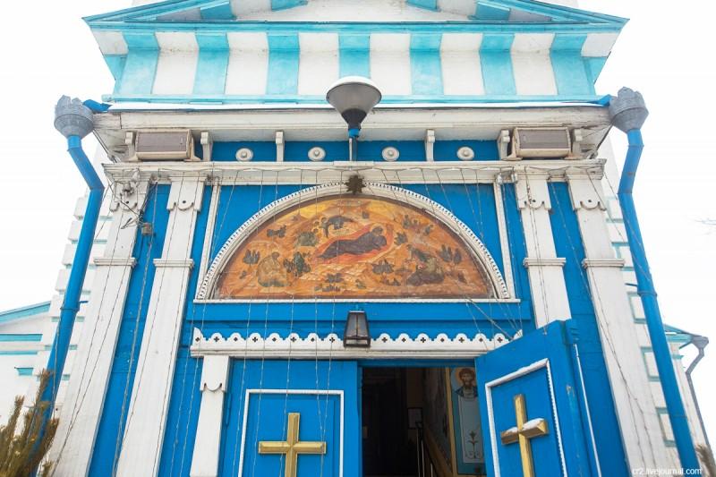 Храм Рождества Христова в Беседах (Московская область). Детали