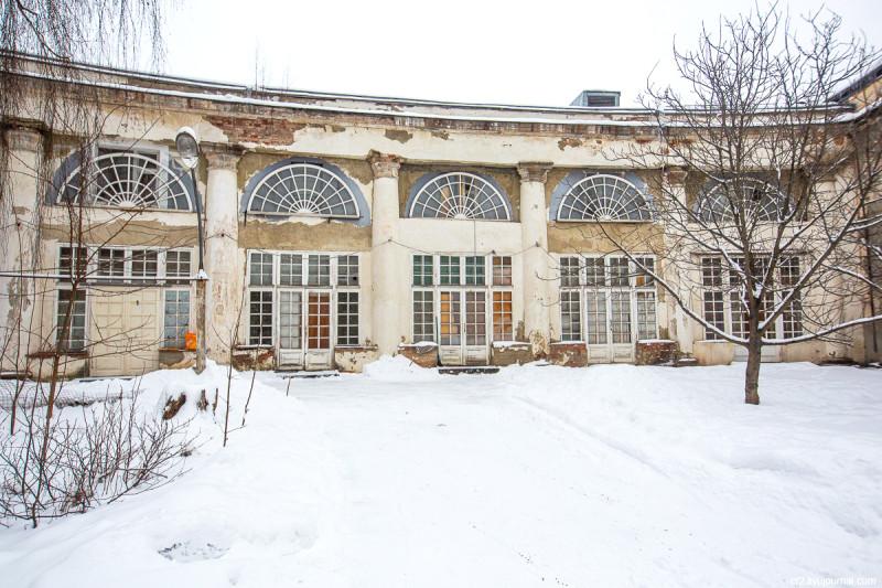 Галерея усадьбы Горенки. Московская область
