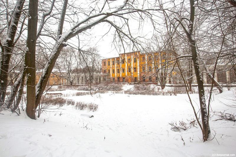 Усадьба Пехра-Яковлевское. Московская область