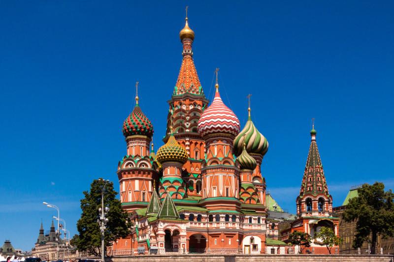 Собор Василия Блаженного. Москва. Фото из сети