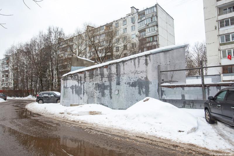 """Заброшенный пивбар """"Ракушка"""". Москва"""