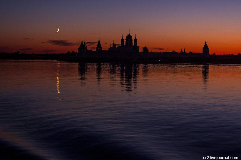 Макарьев Желтоводский монастырь