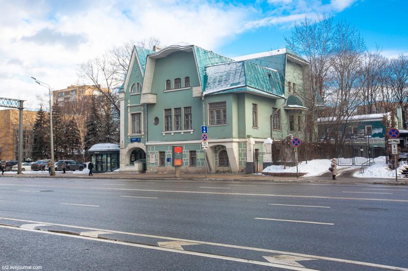 Дом поэта Брюсова - Музей Серебряного века. Москва