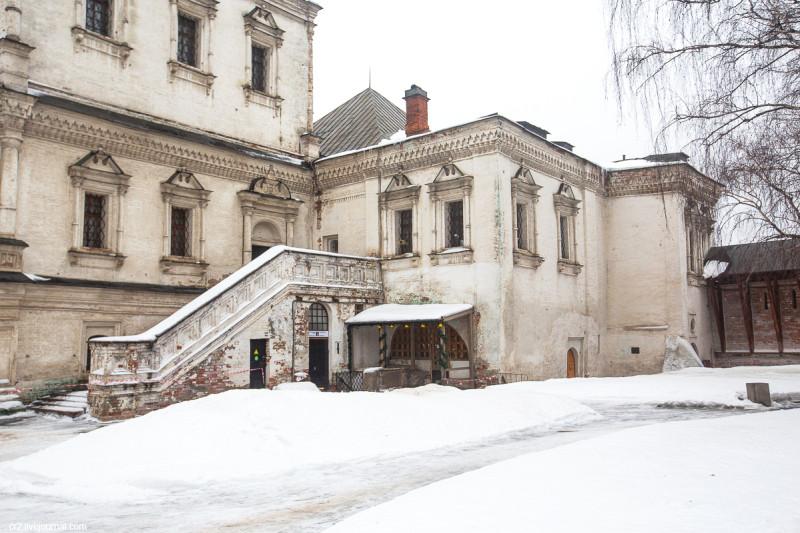 На территории бывшего Спасо-Андроникова монастыря, ныне Центрального музея древнерусской культуры и искусства имени Андрея Рублёва Москва