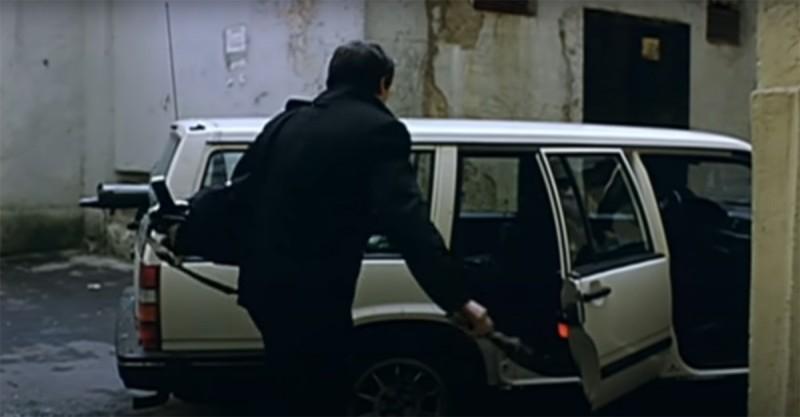 """Кадр из фильма """"Брат-2"""". Режиссёр Алексей Балабанов, 2000 год"""
