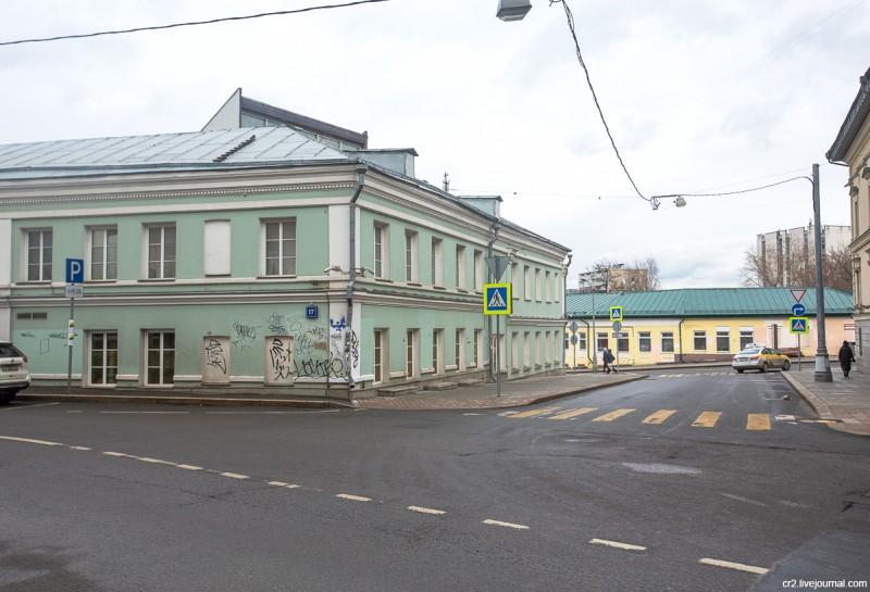 Дом на Гончарной улице, 17. Москва