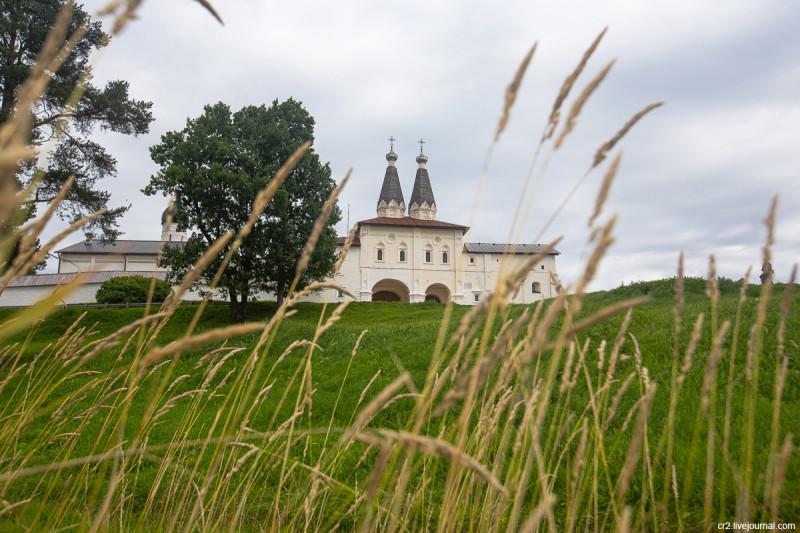 Ферапонтов монастырь. Вологодская область