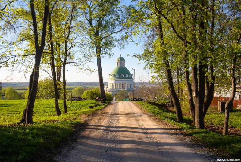 Храм Рождества Богородицы. Подмоклово, Московская область