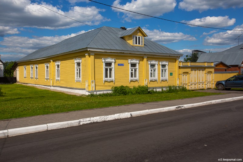 На территории Коломенского кремля. Коломна, Московская область