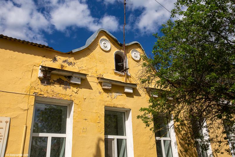 На территории Коломенского кремля. Дом Мозгова. Коломна, Московская область