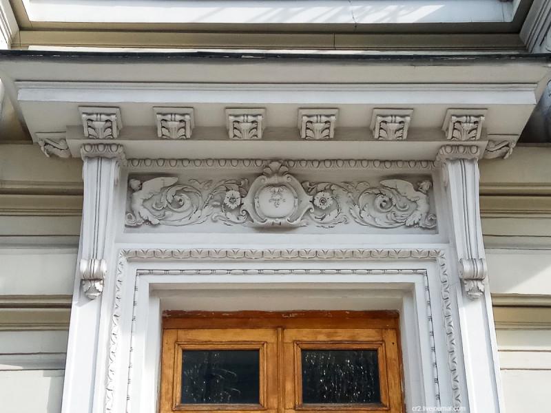 Детали здания Новой сцены Большого театра. Москва