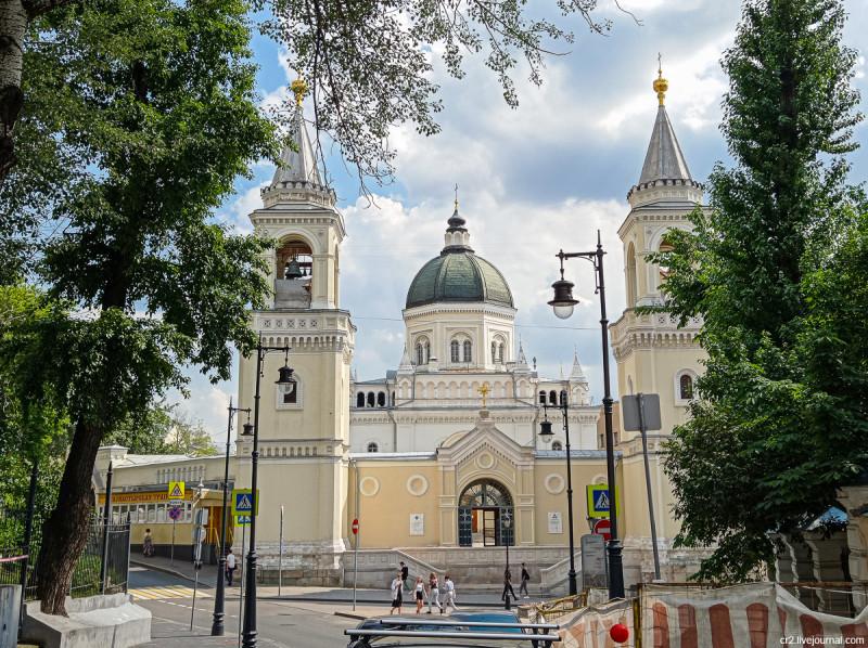 Иоанно-Предтеченский женский монастырь. Москва