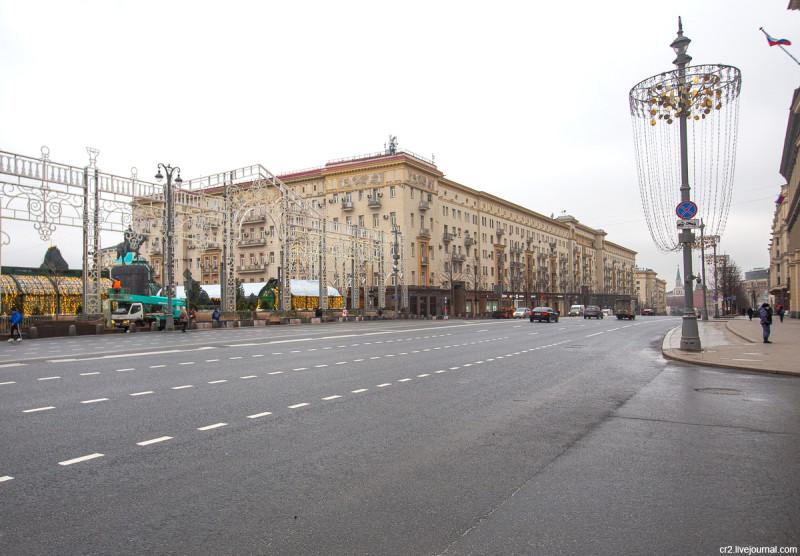 Дом 6с1. Тверская улица. Москва