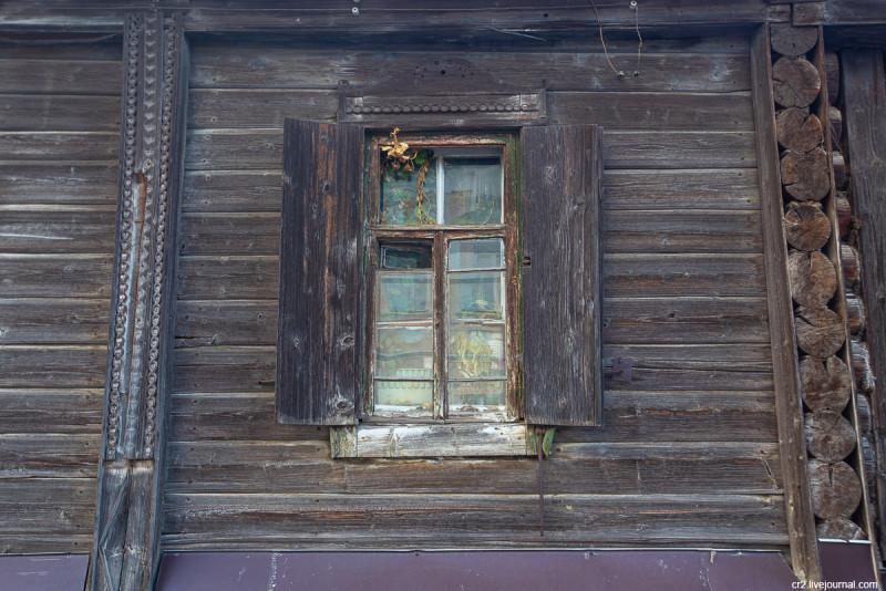 Застройка старой Коломны, детали. Московская область