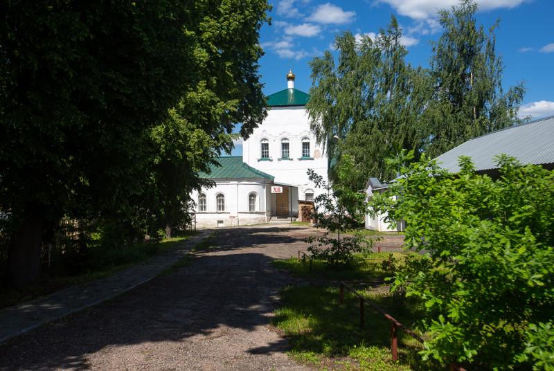 Никитская церковь. Коломна, Московская область