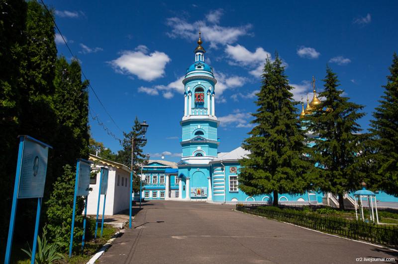 Богоявленская церковь. Коломна, Московская область