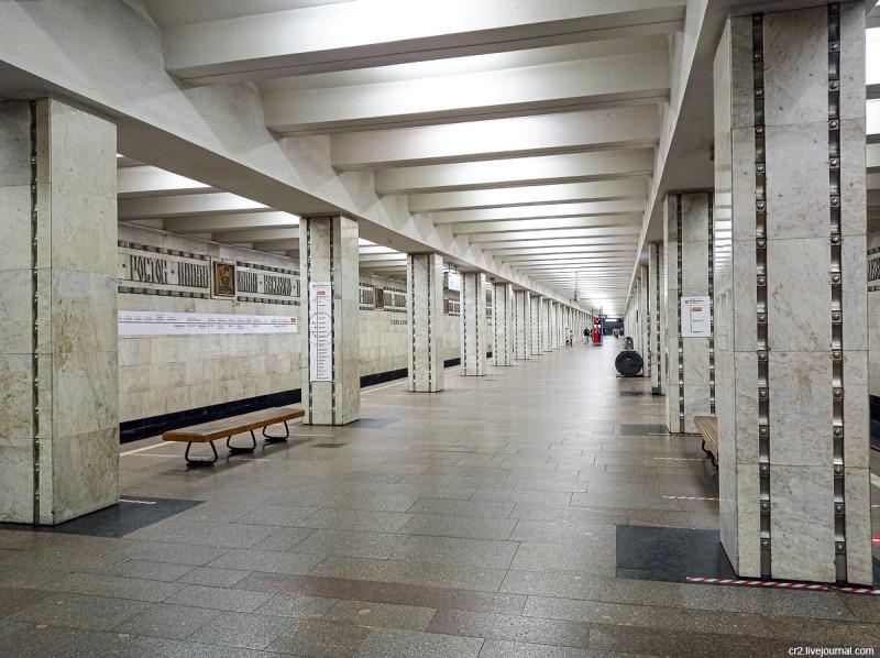 Станция московского метрополитена Свиблово
