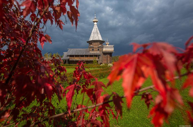 Свято-Владимирский монастырь на истоке Днепра. Смоленская область. Фото автора