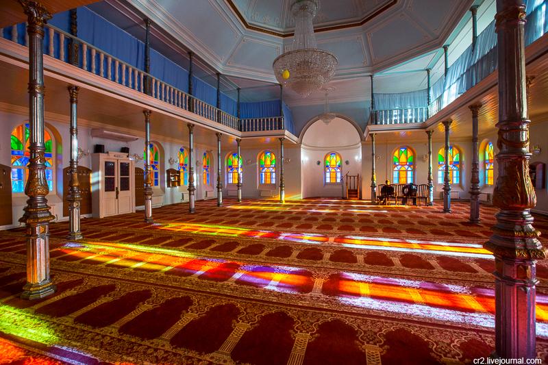 Татарский квартал Астрахани - непарадный город