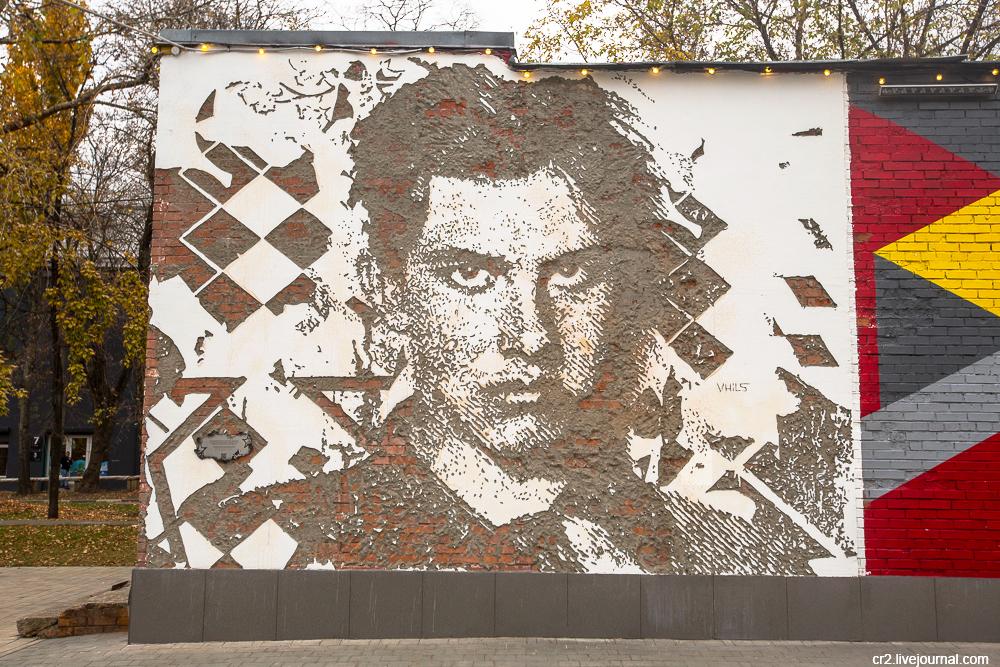 Владимир Владимирович на Хлебозаводе
