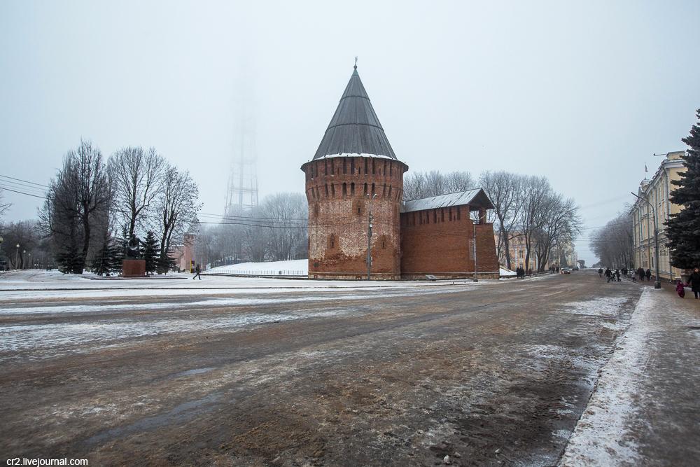 Вся поездка в Смоленск