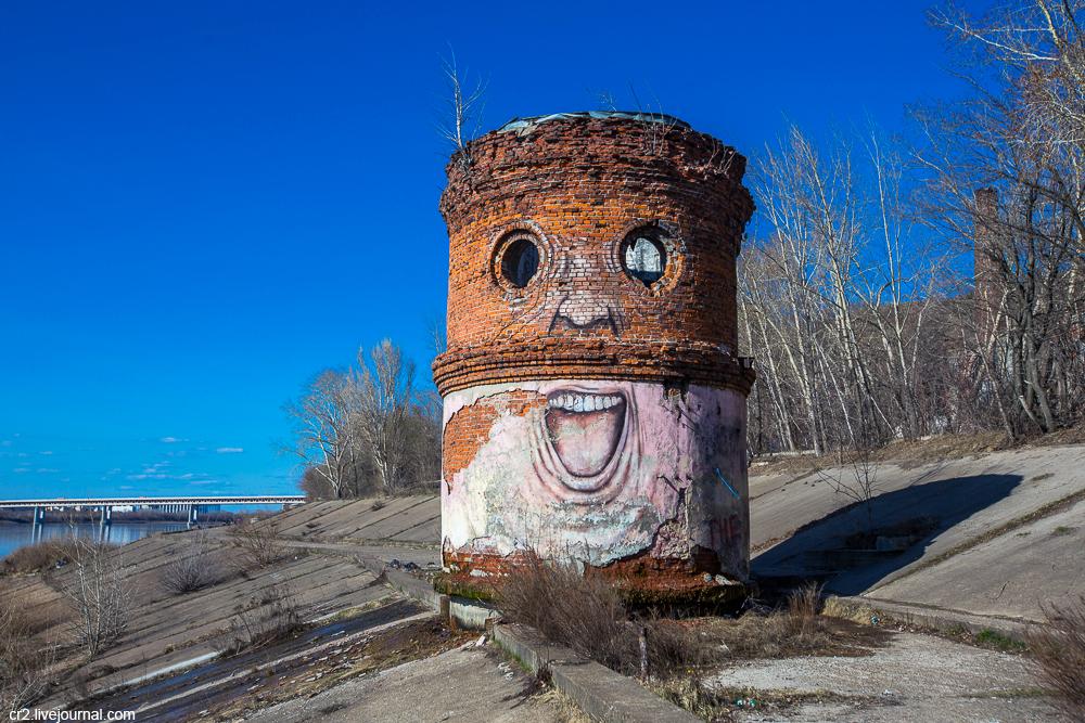 Нижний Новгород. Башня Номерза