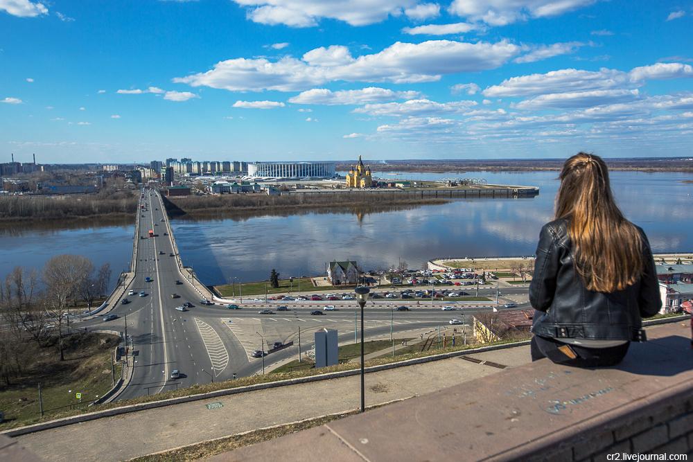 Нижний Новгород. Прогулка