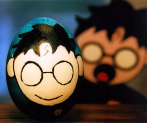 Potter Puppet Pal Pysanky