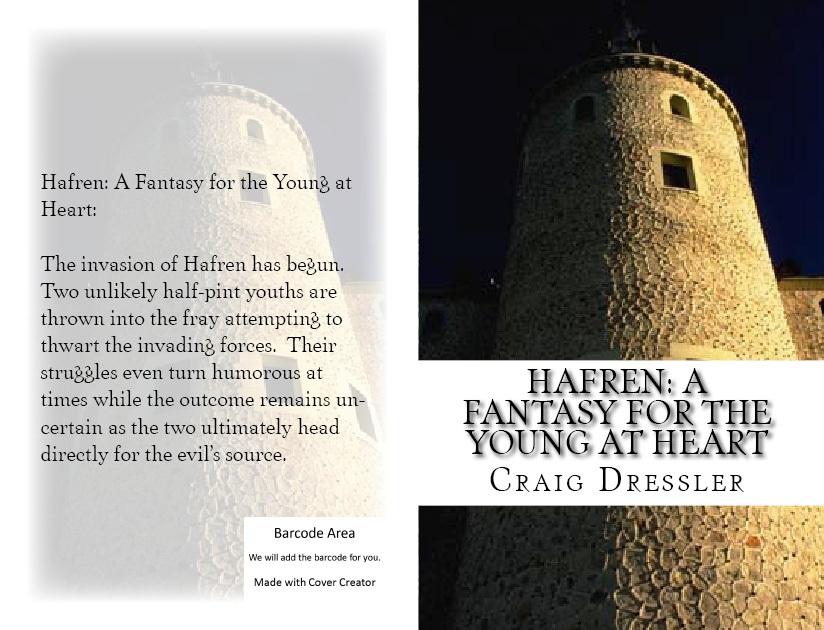 Hafren: A Fantasy... Book Cover