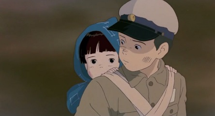 grave of the fireflies dansk