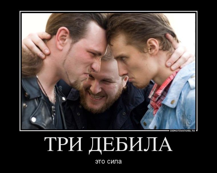 308821_tri-debila_demotivators_ru