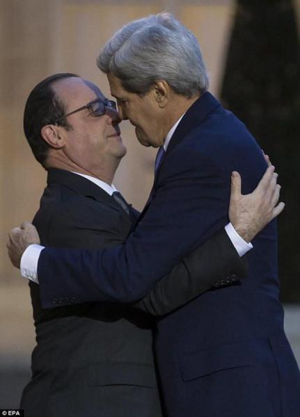 Олланд и Керри