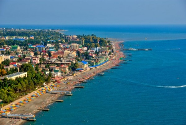 Привлекательные курортные места на черноморском побережье Украины
