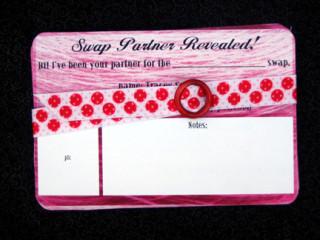 Swap Enhancement Package - Reveal Card